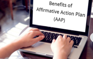 Benefits of Affirmative Action Plan (AAP)